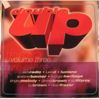 Various - Double Up Volume Three, LP