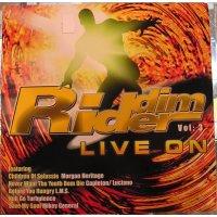 Various - Riddim Rider Vol. 3 Live On, LP