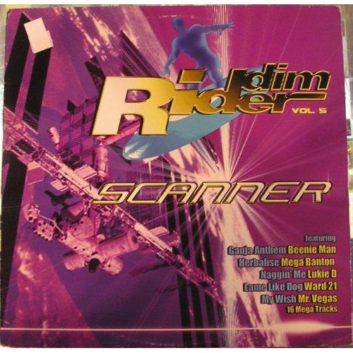 Various - Riddim Rider Vol. 5 Scanner, LP