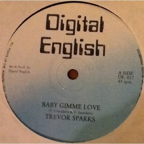 """Trevor Sparks / Sandra Cain - Baby Gimme Love / This Thing Called Love, 12"""""""