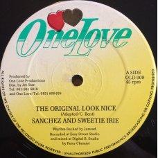 """Sanchez And Sweetie Irie - The Original Look Nice, 12"""""""