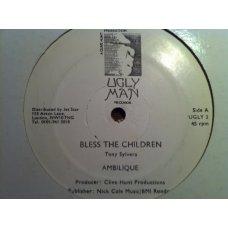 """Ambilique - Bless The Children, 12"""""""