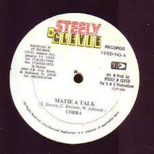 """Cobra - Matie A Talk, 12"""""""