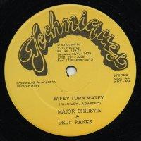"Buccaneer / Major Christie & Delly Ranks - First Impression / Wifey Turn Matey, 12"""