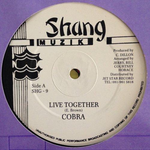 "Cobra - Live Together, 12"""