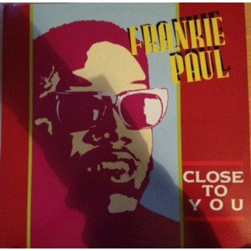 Frankie Paul - Close To You, LP