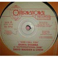 "Shaka Shamba / Glen Ricks / Sugar Black - God Call You / Wishing And Hoping / In The Falling Rain, 12"""