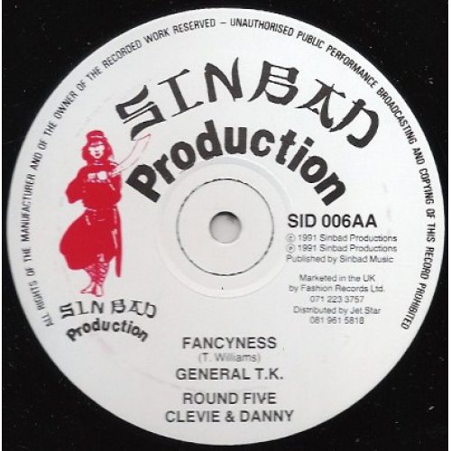 """Oneil Shines / General T.K. - When Will You Love / Fancyness, 12"""""""