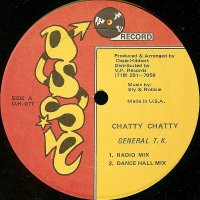 "General T.K. - Chatty Chatty, 12"""