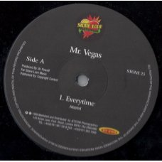 Mr. Vegas / Bobby Crystal / Razor - Everytime / Don't Leave / Why, 12""