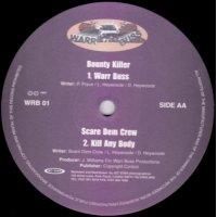 """Frankie Paul, Scare Dem Crew - Set It Off/ Kill Any Body, 12"""""""