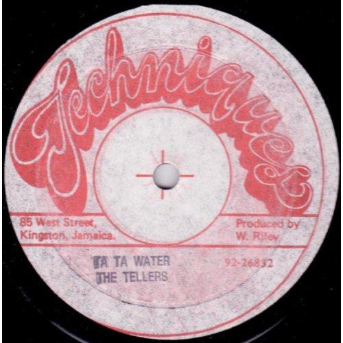 """Tellers - Ta Ta Water, 12"""""""