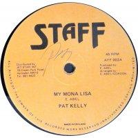 "Pat Kelly - My Mona Lisa, 12"""