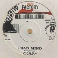 """Mad Cobra - Gun Garage / Bad Mind, 12"""""""