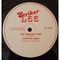 """Hopeton James, Sugar Black - The Time Has Come / My First Love, 12"""""""
