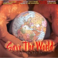 Various - Save The World, 2xLP