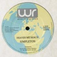 """Simpleton - Heaven Me Reach, 12"""""""