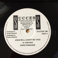 """Rupie Edwards - The Children Of Today / Jesus Will Carry Me True, 12"""""""