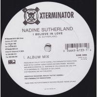 "Nadine Sutherland - I Believe In Love, 12"""