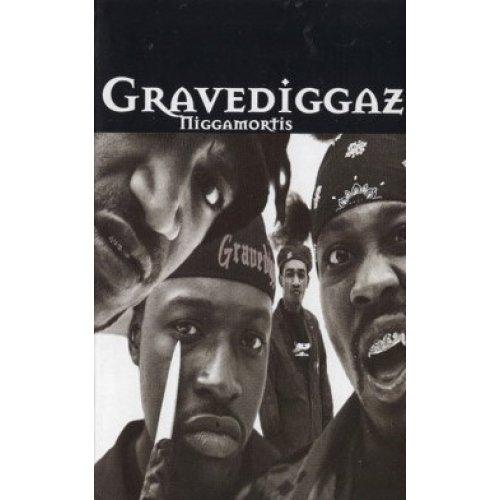 Gravediggaz - Niggamortis, Cassette