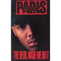 Paris - The Devil Made Me Do It, Cassette