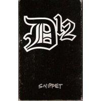 D12 - Detroit, What? Snippet, Promo, Sampler Cassette
