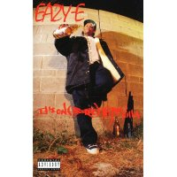 Eazy-E - It's On (Dr. Dre) 187um Killa, EP Cassette