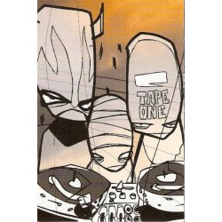 Jeff Metal - D.I.Y. Culture Tape One, Promo Cassette