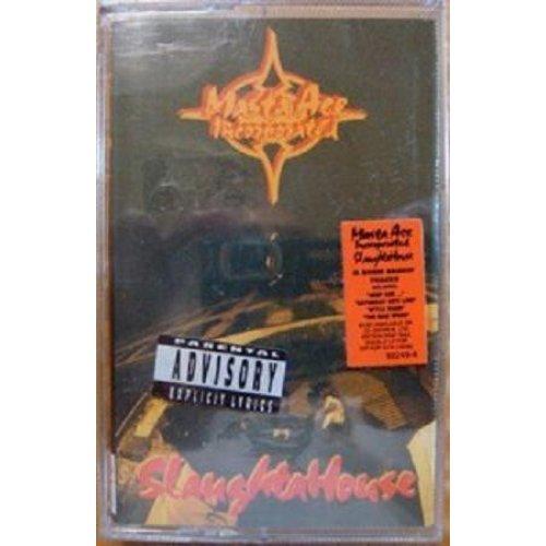 Masta Ace Incorporated - SlaughtaHouse, Cassette