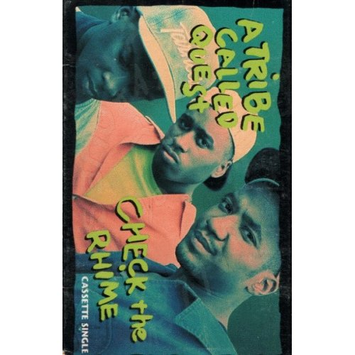 A Tribe Called Quest - Check The Rhime, Cassette