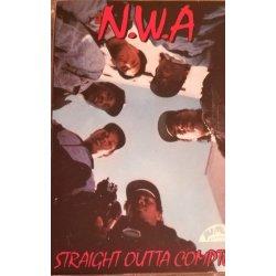 N.W.A - Straight Outta Compton, Cassette