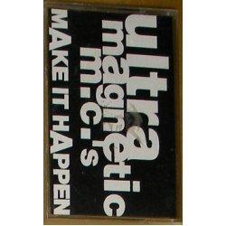 Ultramagnetic MC's - Make It Happen / Chorus Line Pt. 2, Promo Cassette