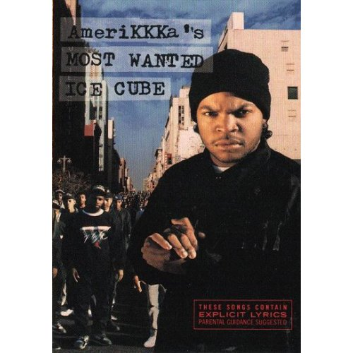 Ice Cube - AmeriKKKa's Most Wanted, Cassette