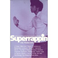 Various - Superrappin (The Promotape), Promo Cassette