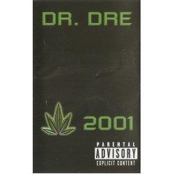 Dr. Dre - 2001, Cassette