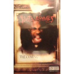 Busta Rhymes - The Coming, Cassette