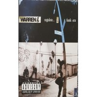 Warren G - Regulate... G Funk Era,  Cassette