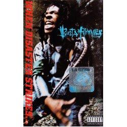 Busta Rhymes - When Disaster Strikes..., Cassette