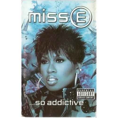 Missy Elliott - Miss E...So Addictive, Cassette