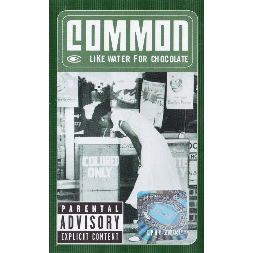 Common - Like Water For Chocolate, Cassette