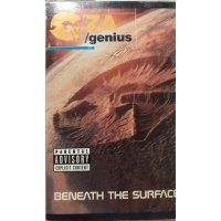 GZA - Beneath The Surface, Cassette