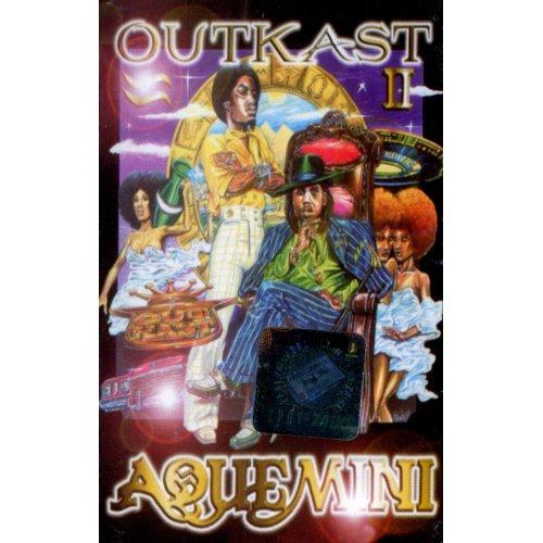 OutKast - Aquemini, Cassette