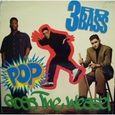 """3rd Bass - Pop Goes The Weasel / Derelict Of Dialect, 12"""""""