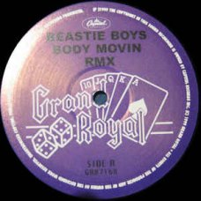 "Beastie Boys - Body Movin RMX, 12"""