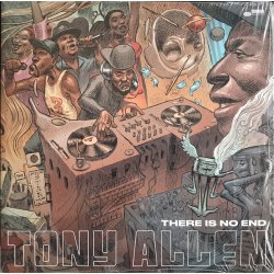 Tony Allen - There Is No End, 2xLP