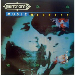 Mantronix - Music Madness, LP