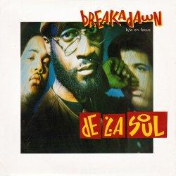 """De La Soul - Breakadawn / En Focus, 12"""""""