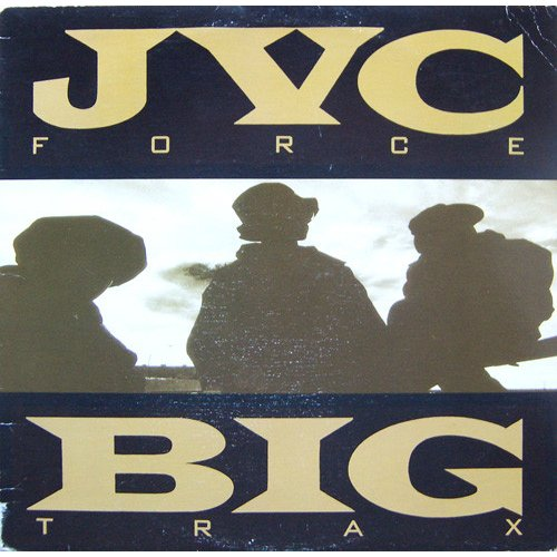 JVC Force - Big Trax , 12""