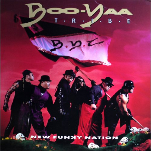 Boo-Yaa T.R.I.B.E. - New Funky Nation, LP