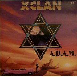 """X Clan - A.D.A.M., 12"""""""